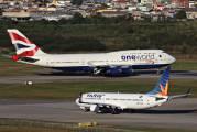 G-CIVI - British Airways Boeing 747-400 aircraft