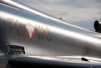 7L-WC - Austria - Air Force Eurofighter Typhoon S