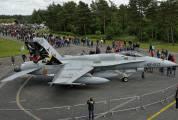 C.15-34 - Spain - Air Force McDonnell Douglas EF-18A Hornet aircraft