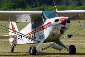 I-NENA - Private Piper PA-18 Super Cub