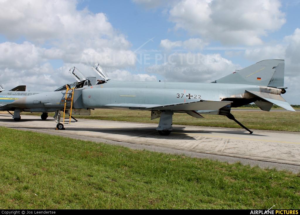 Germany - Air Force 37+22 aircraft at Wittmundhafen