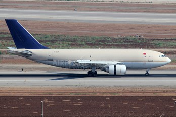 TC-SGM - Turkish Cargo Airbus A310F