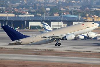TC-SGM - Turkish Cargo Airbus A310F