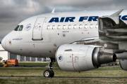 F-GRHX - Air France Airbus A319 aircraft