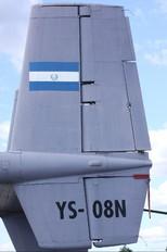 YS-08N - El Salvador - Air Force Israel IAI Arava 201