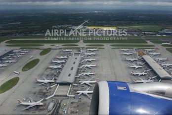 G-EUUP - British Airways Airbus A320