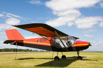G-CBNV - Private Rans S-6, 6S / 6ES Coyote II