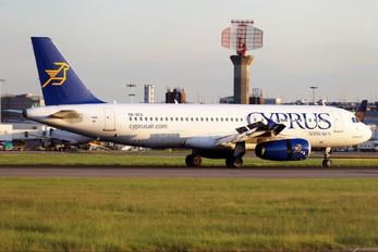 5B-DCG - Cyprus Airways Airbus A320
