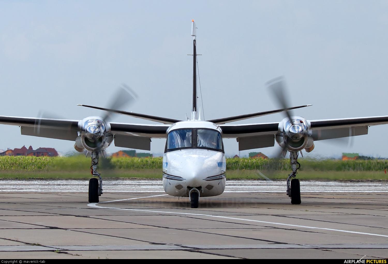 Private N840PN aircraft at Belbek - Sevastopol Intl