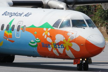 HS-PGF - Bangkok Airways ATR 72 (all models)