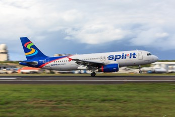 N603NK - Spirit Airlines Airbus A320