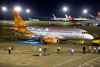 RA-89009 - Aeroflot Sukhoi Superjet 100