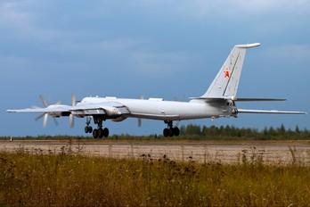 54 - Russia - Navy Tupolev Tu-142MZ