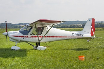 D-MUFI - Private Ikarus (Comco) C42