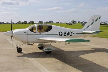 G-BVGF - Private Europa Aircraft Europa