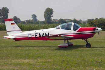 D-EAAM - Private Bolkow Bo.209 Monsun