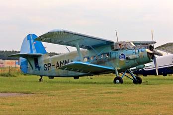 SP-AMN - Aeroklub Leszczyński Antonov An-2