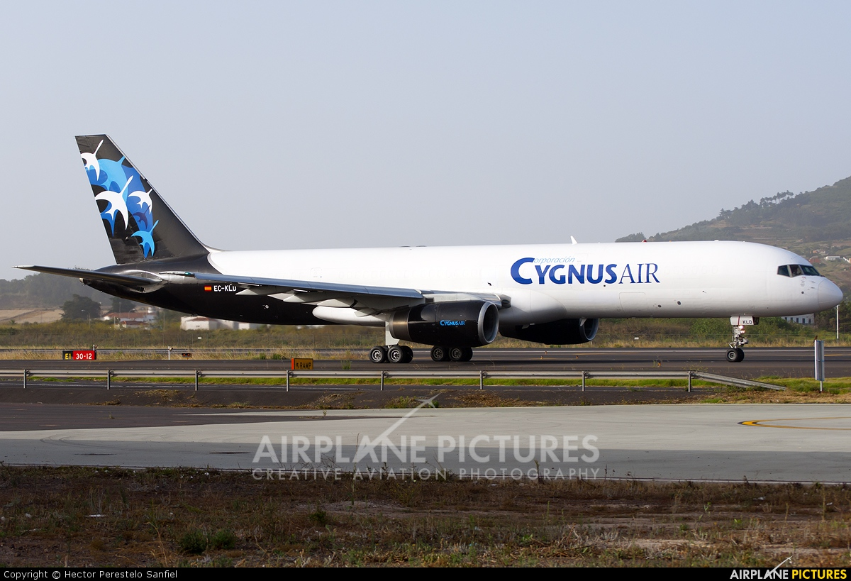 Gestair Cargo  EC-KLD aircraft at Tenerife Norte - Los Rodeos