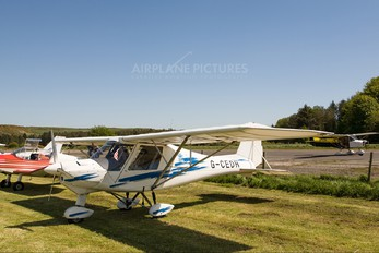 G-CEDR - Private Ikarus (Comco) C42