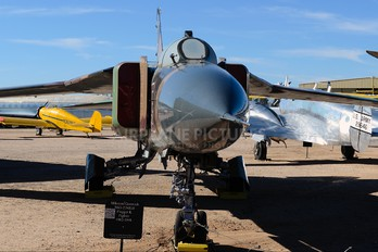 35 - Russia - Air Force Mikoyan-Gurevich MiG-23ML