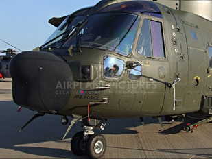 ZJ998 - Royal Air Force Agusta Westland AW101 411 Merlin HC.3