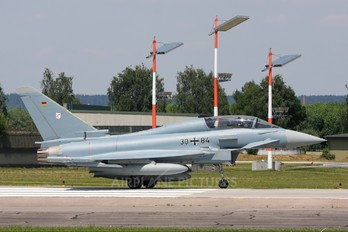30+84 - Germany - Air Force Eurofighter Typhoon T