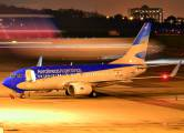 LV-CPH - Aerolineas Argentinas Boeing 737-700 aircraft
