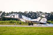 90 - Ukraine - Air Force Mikoyan-Gurevich MiG-29UB aircraft