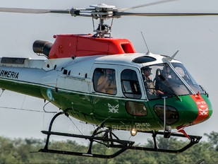 GN-931 - Argentina - Gendarmeria Aerospatiale AS350 Ecureuil / Squirrel