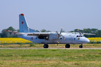 10 - Russia - Navy Antonov An-26 (all models)
