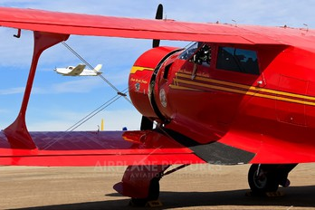 PT-PUA - Private Beechcraft 17 Staggerwing