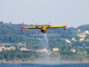 UD.13-30 - Spain - Air Force Canadair CL-215T