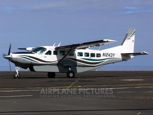 N1243Y - Private Cessna 208 Caravan