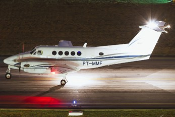 PT-MMF - Private Beechcraft 200 King Air