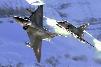 R-2108 - Switzerland - Air Force Dassault Mirage III