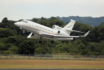 N900YG - Private Dassault Falcon 900 series