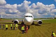 VQ-BJM - UTair Boeing 737-500 aircraft