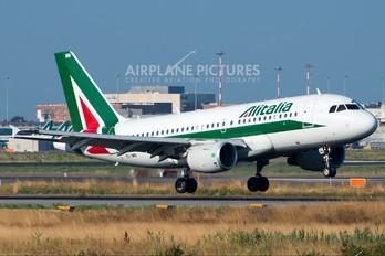EI-IMN - Alitalia Airbus A319