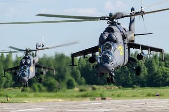 20 - Russia - Air Force Mil Mi-24P
