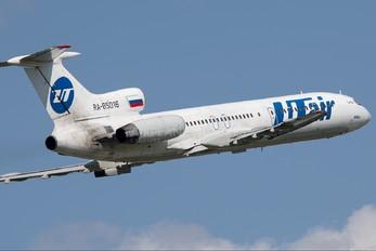 RA-85016 - UTair Tupolev Tu-154M