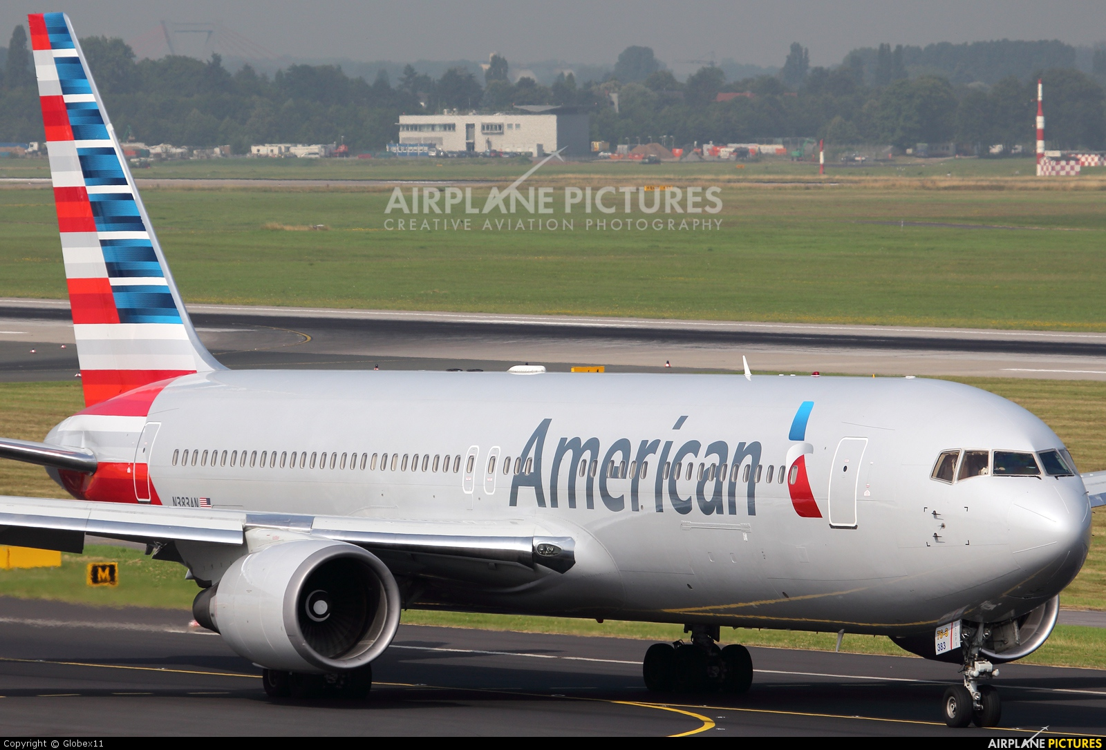 Boeing 763 American Airlines