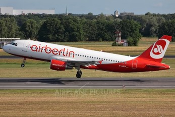D-ABFP - Air Berlin Airbus A320