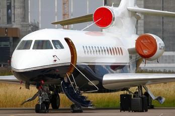 CS-DTD - Masterjet Dassault Falcon 7X