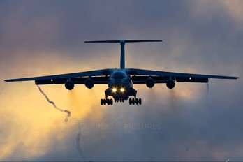 RA-76613 - Russia - Air Force Ilyushin Il-76 (all models)