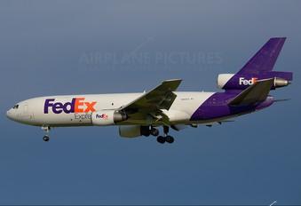 N365FE - FedEx Federal Express McDonnell Douglas MD-10-10F