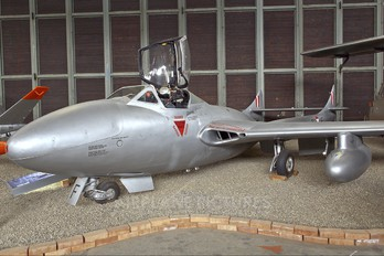 5C-VF - Austria - Air Force de Havilland DH.115 Vampire T.55