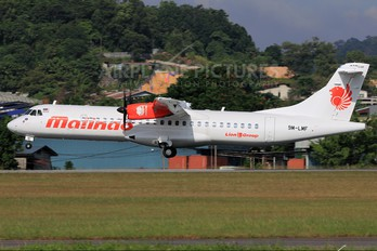 9M-LMF - Malindo Air ATR 72 (all models)