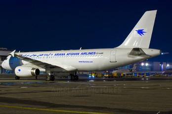 C5-AAR - Ariana Afghan Airlines Airbus A320