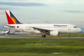 RP-C8603 - Philippines Airlines Airbus A319