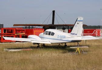 D-IHGB - Private Piper PA-23 Aztec